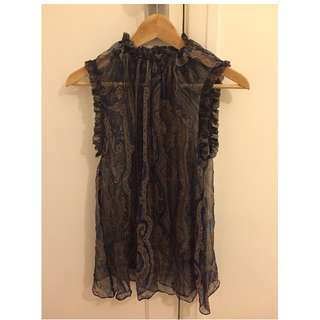 Zimmermann Ruffle Top