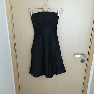 66fc94c7614 Daniel Yam Black Tube Dress