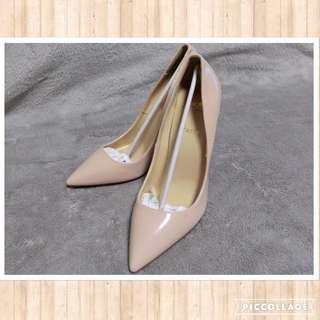 ✨現貨39號✨歐美🇺🇸 紅底尖頭 高跟鞋