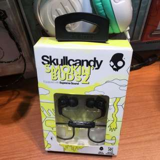 Skull Candy Buds2-黑
