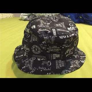 MajorMade 塗鴉漁夫帽