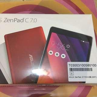 降價-ASUS zenpad C7 黑色 8G