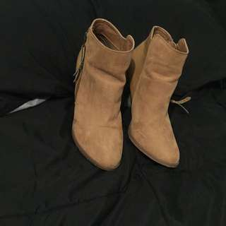jeanswest Nude boots