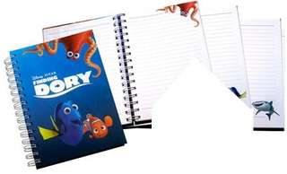 Finding Dory Notebook :) #MAF40