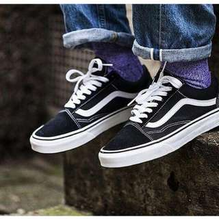 Vans Old Skool Black-White