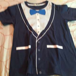 Bow Tie Shirt For Boys