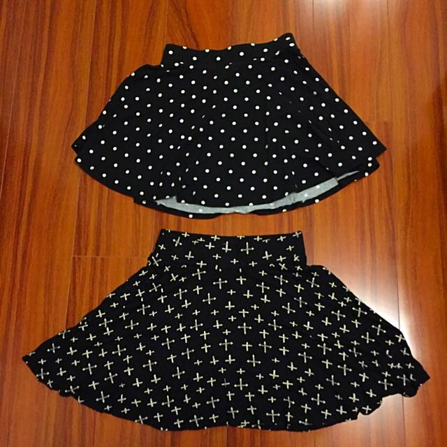 2 For $10 Skirts