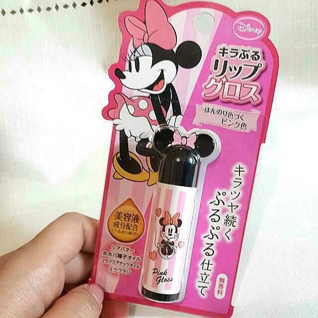 日本米妮護唇膏💋