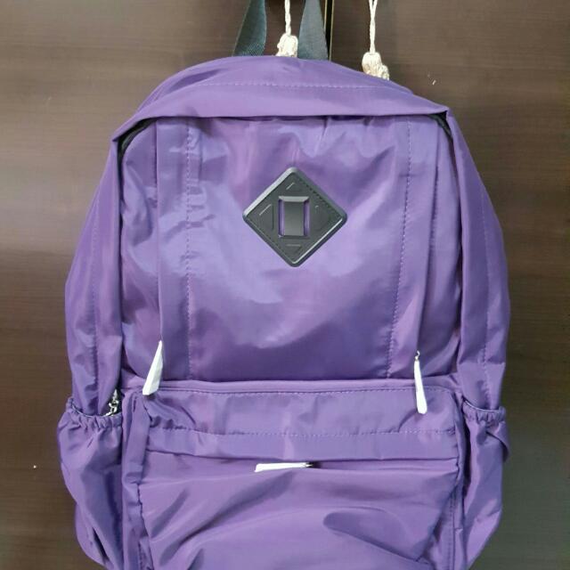 全新 時尚休閒 防水 運動後背包 登山後背包 側背包