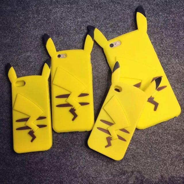 神奇寶貝 口袋怪獸 皮卡丘 iPhone 手機殼