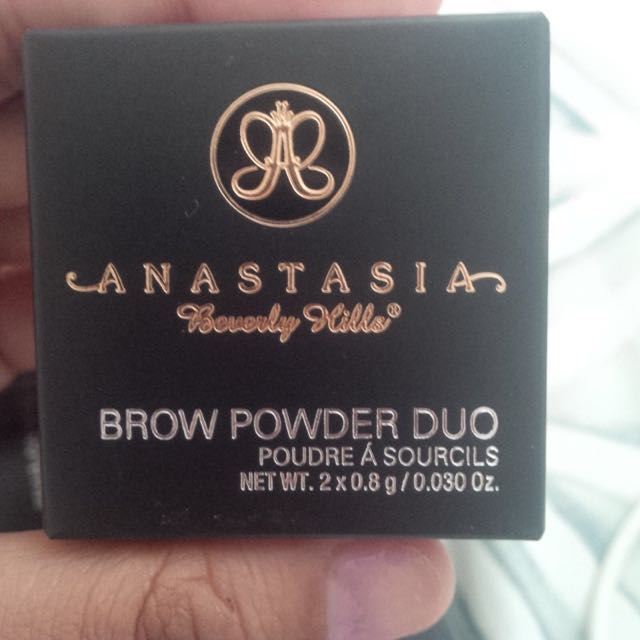 ABH Powder Duo