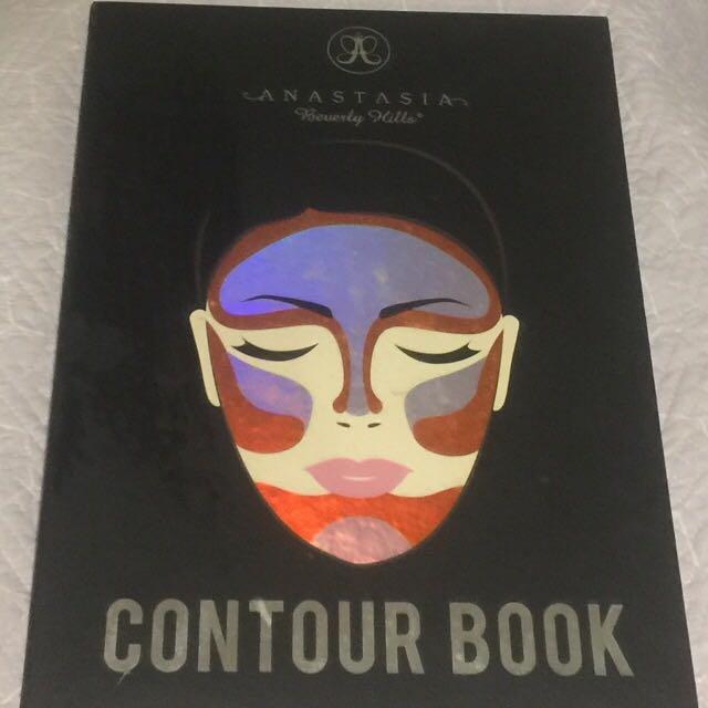 Anastasia Beverley hills Contour Book