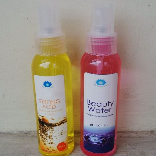 Beauty Kangen Water dan Strong Acid Kangen Water 100 ml
