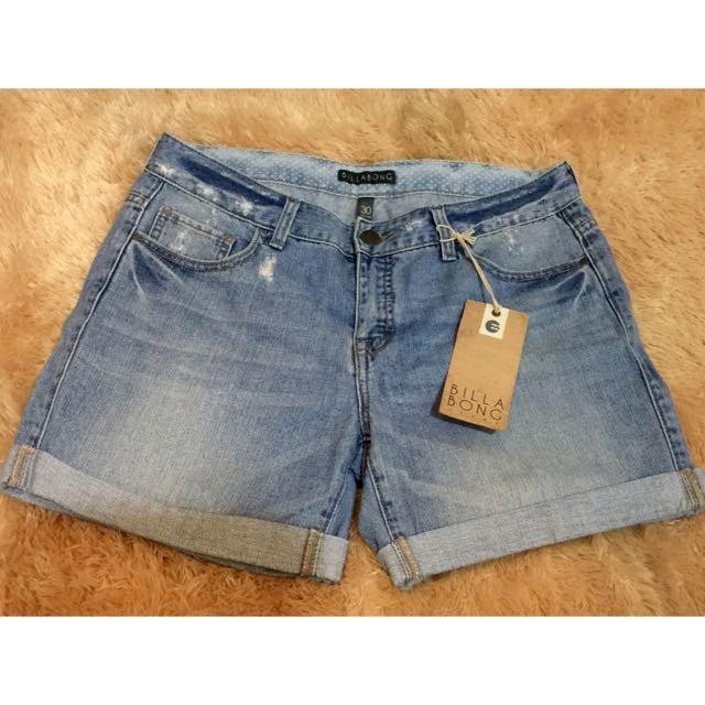 BILLABONG Women's Short Jeans