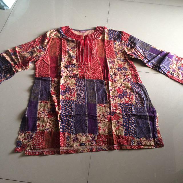 Blouse Batik (nomerk)