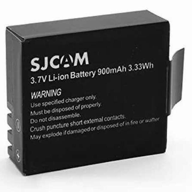 BN Replacement Battery For SJCam