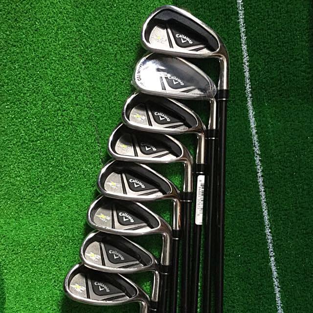 Callaway X2 Hot Irons Set Golf Sports On Carousell