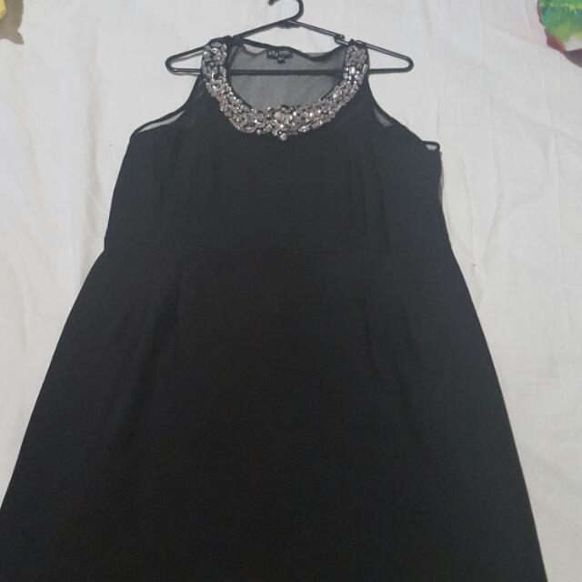 City Chic Cocktail Dress Size M