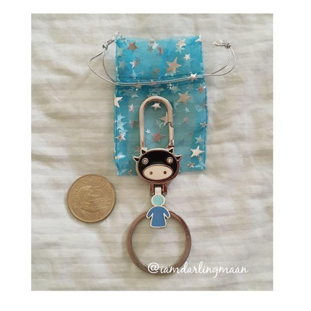 Cute Character Keychain
