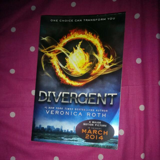 Divergent English Version - Veronica Roth