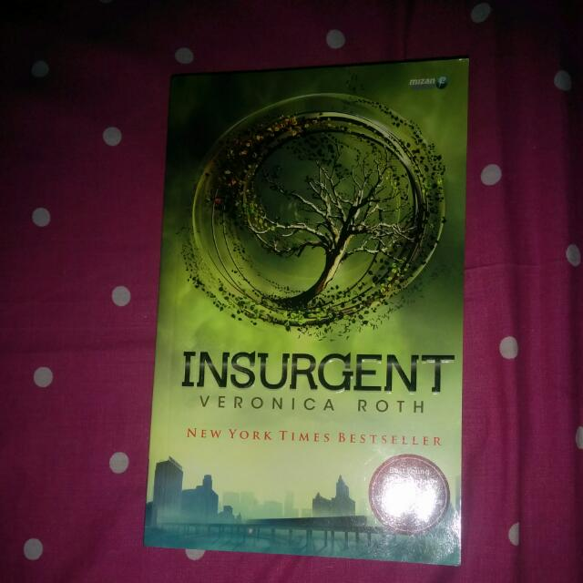 Insurgent Indonesian Version - Veronica Roth