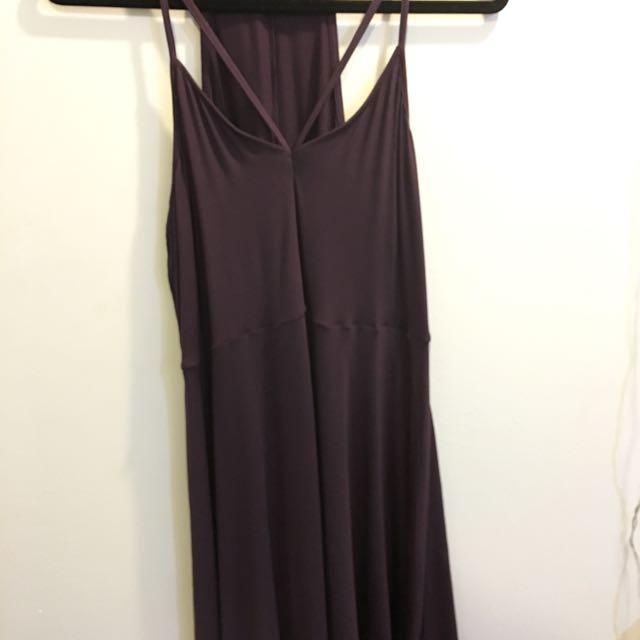 Express Fit N' Flare Dress