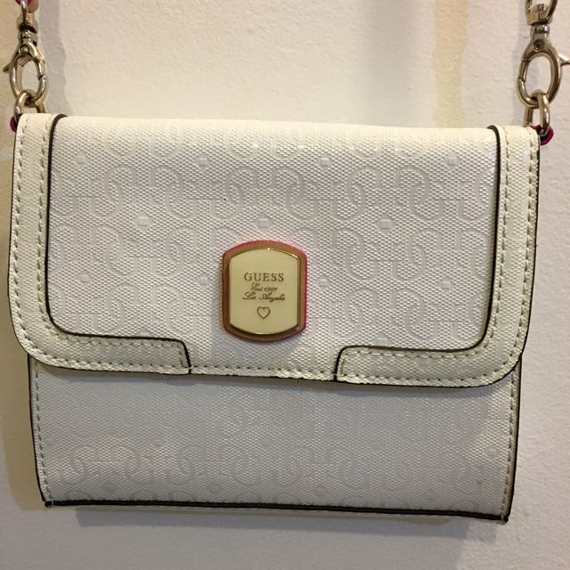 GUESS Cross Over Purse