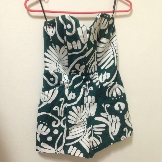 H&M一件式 連身褲🌿