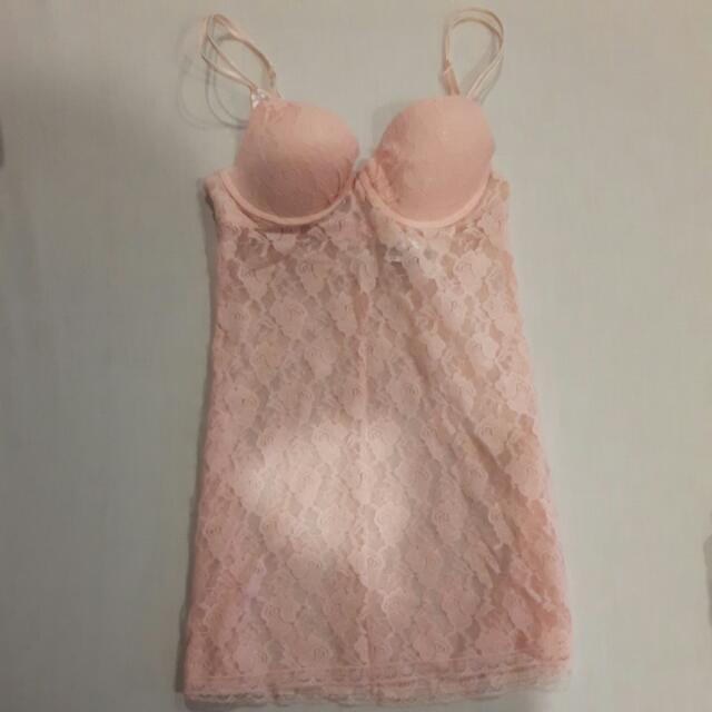 H&m Sweet Pinky Gown