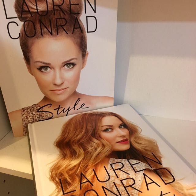 Lauren Conrad Beauty Books