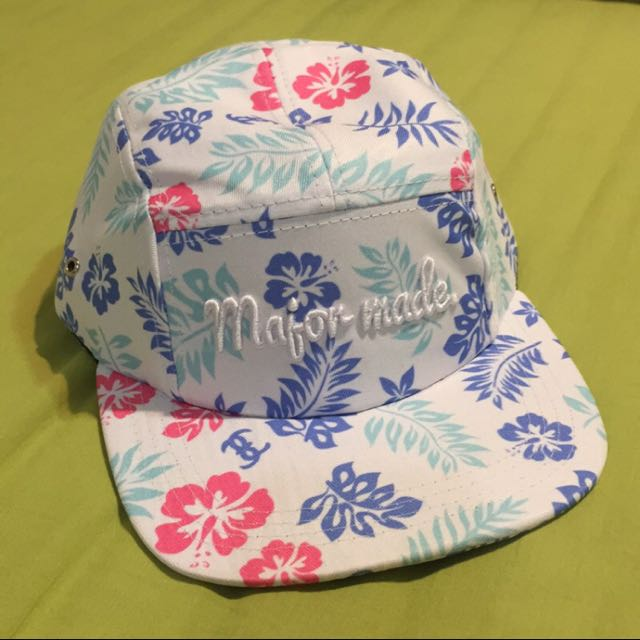 MajorMade 帽子-花花