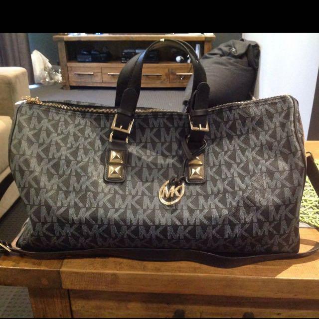 Michael Kors Duffle Bag