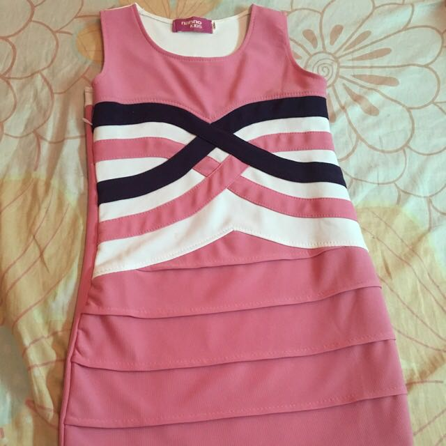 Nano Pink dress