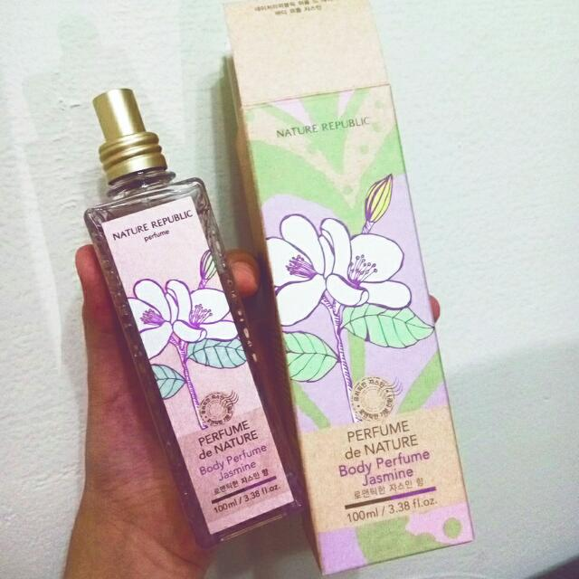 (降)↘Nature Republic 香水