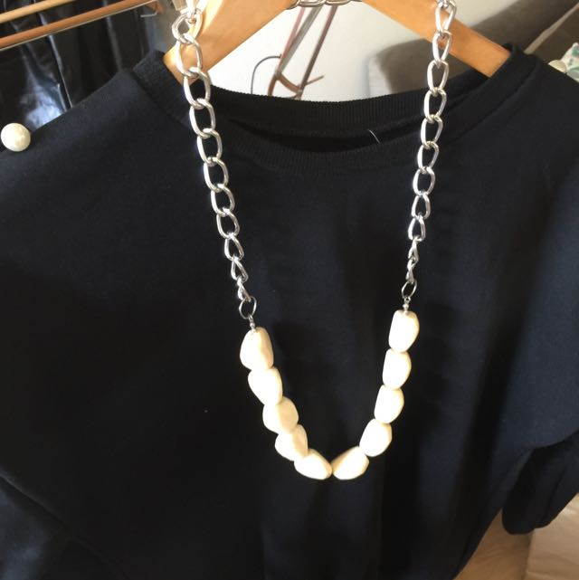 Necklace For Your Knitwear Or Party Clothes
