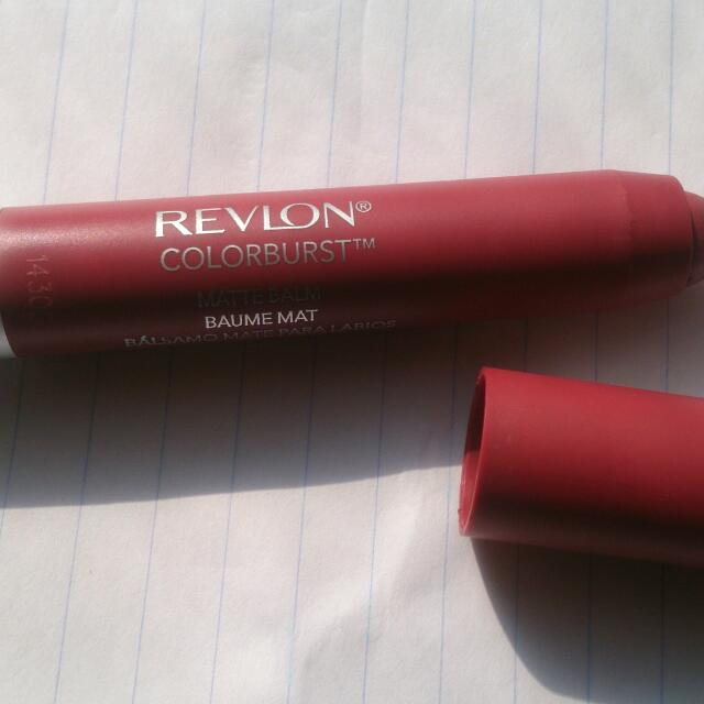 Revlon Colourburst Matte Lip Stick
