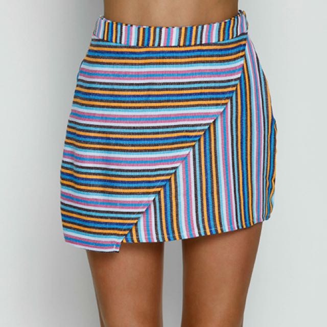 Size 6-8 Skirt, New With Tags