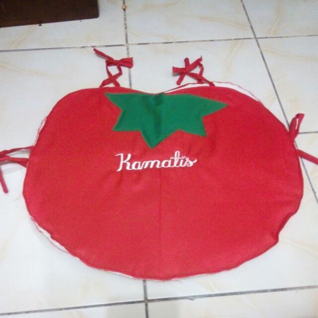 (NEW)Tomato Costume