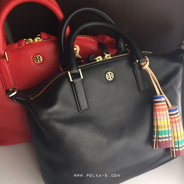3012debe29b Tory Burch Multicolor Small Slouchy Satchel
