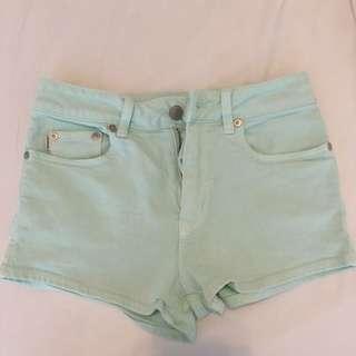 Aritzia (Talula) high waisted shorts