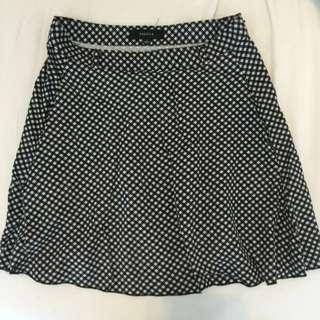 high waisted talula skirt