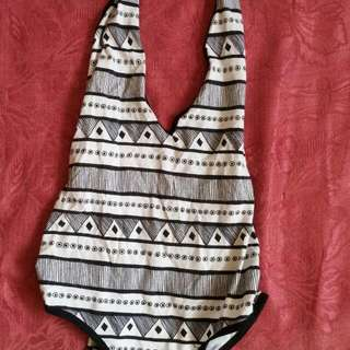 American Apparel Tribal Body Suit