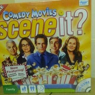Tw Scene It Dvd Board Games