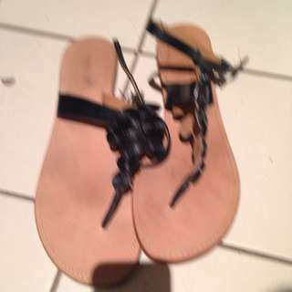 Used Diana Ferrari Sandals