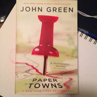 Paper Towns - Softcover