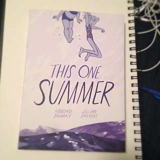 This One Summer - Softcover