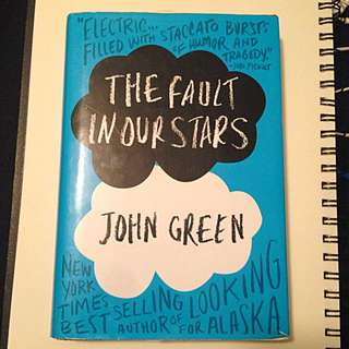 The Fault in our Stars - Hardcover