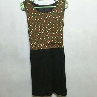 Polka Dotty Dress