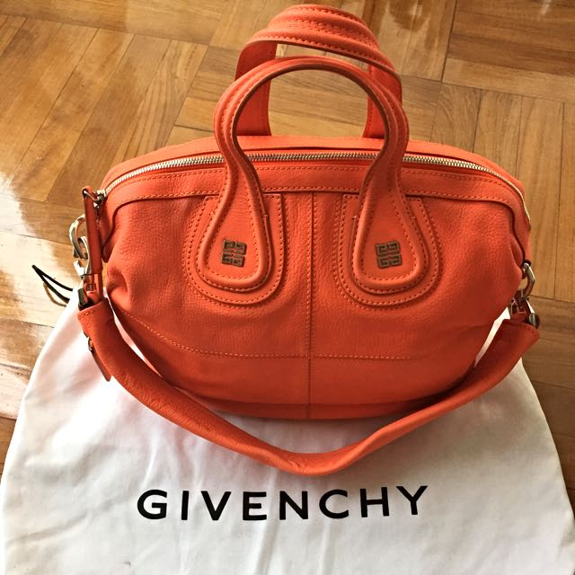 On Hold [100% Authentic] Givenchy Nightingale Satchel