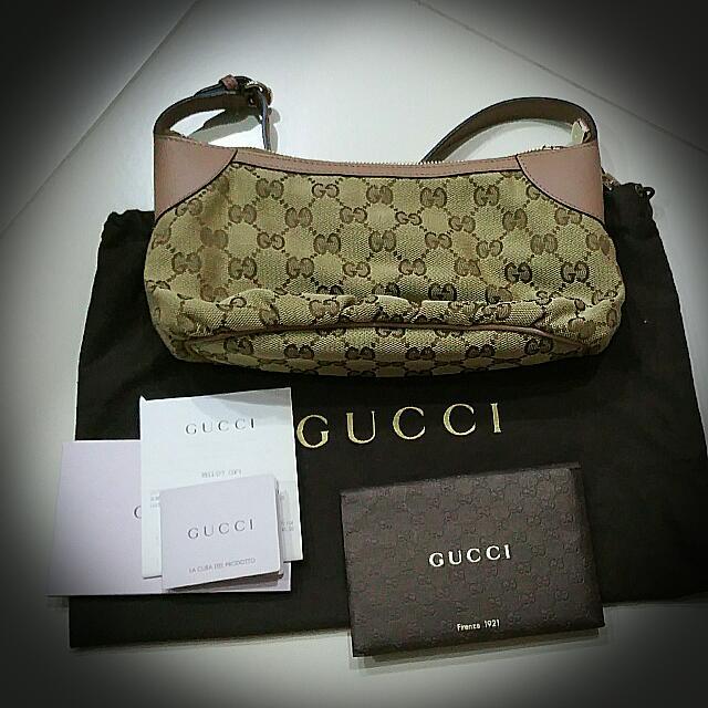 6dd0674aa2c 100% Authentic Gucci Handbag cheap Sale ...nego, Women's Fashion ...